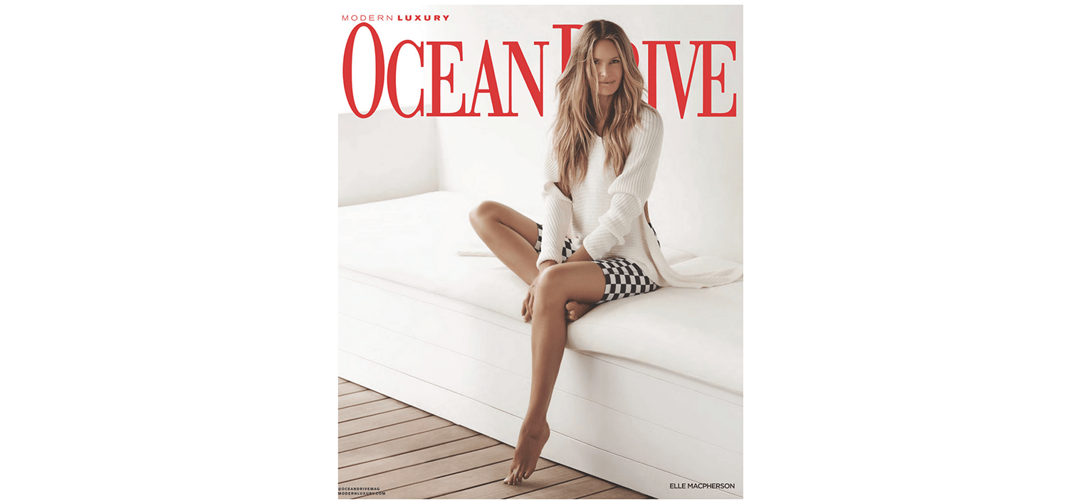 Ocean Drive - Miami's Most Pampered Woman