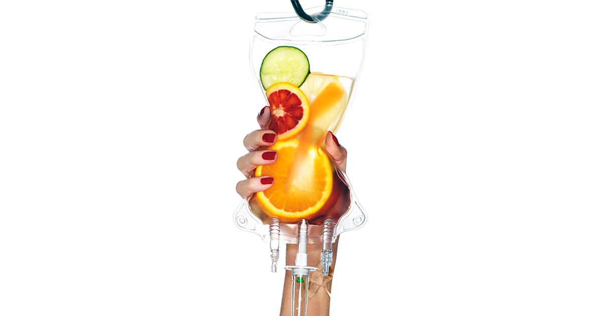 What Is IV Therapy?